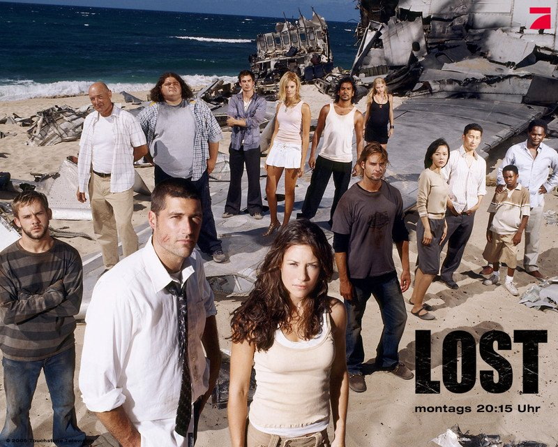 طرفداران سریال lost بیاین اینجا!